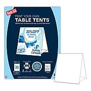 Staples Tent Card Template Avery Small Tent Cards 5302