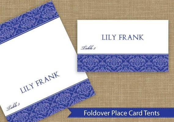 Staples Tent Card Template Place Card Tent Download Instantly Editable by Karmakweddings