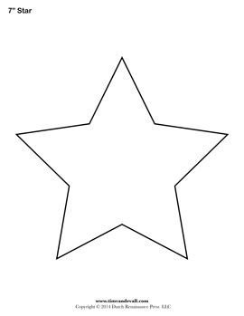 Star Cut Out Templates Free Printable Star Templates for Your Art Projects Use