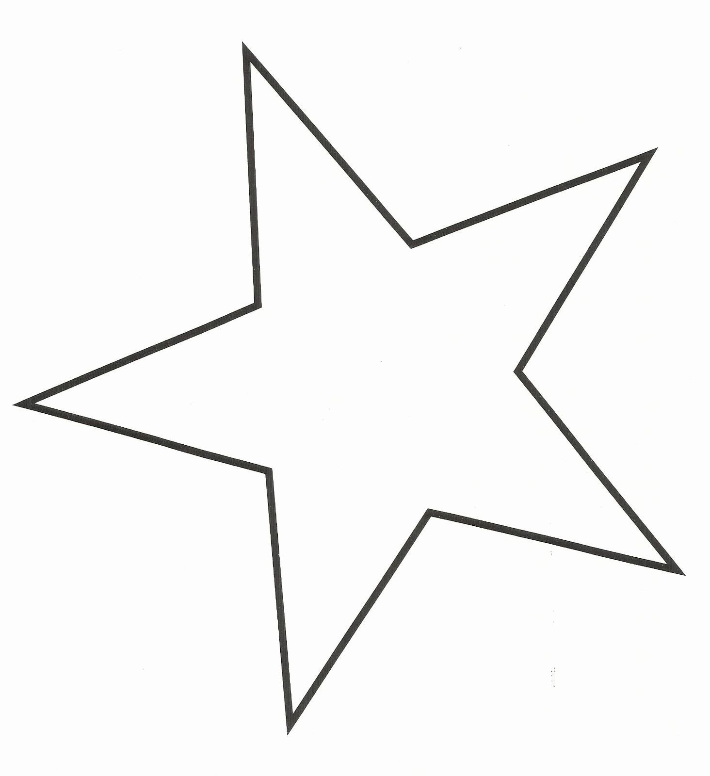 Star Cut Out Templates Image Result for Star Cut Out Template