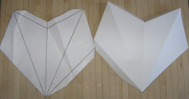 Star Lantern Template 21 Creative Paper Star Lanterns Pattern