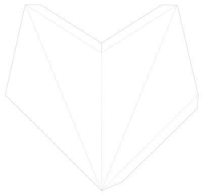 Star Lantern Template Judean S Blog Sukeydookiedoo Paper Star Tutorial