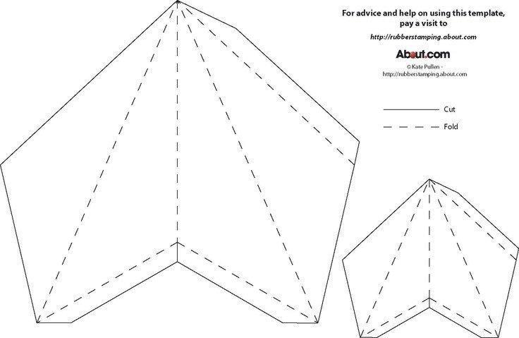 Star Lantern Template Tutorial Make An attractive 3d Paper Star Decoration