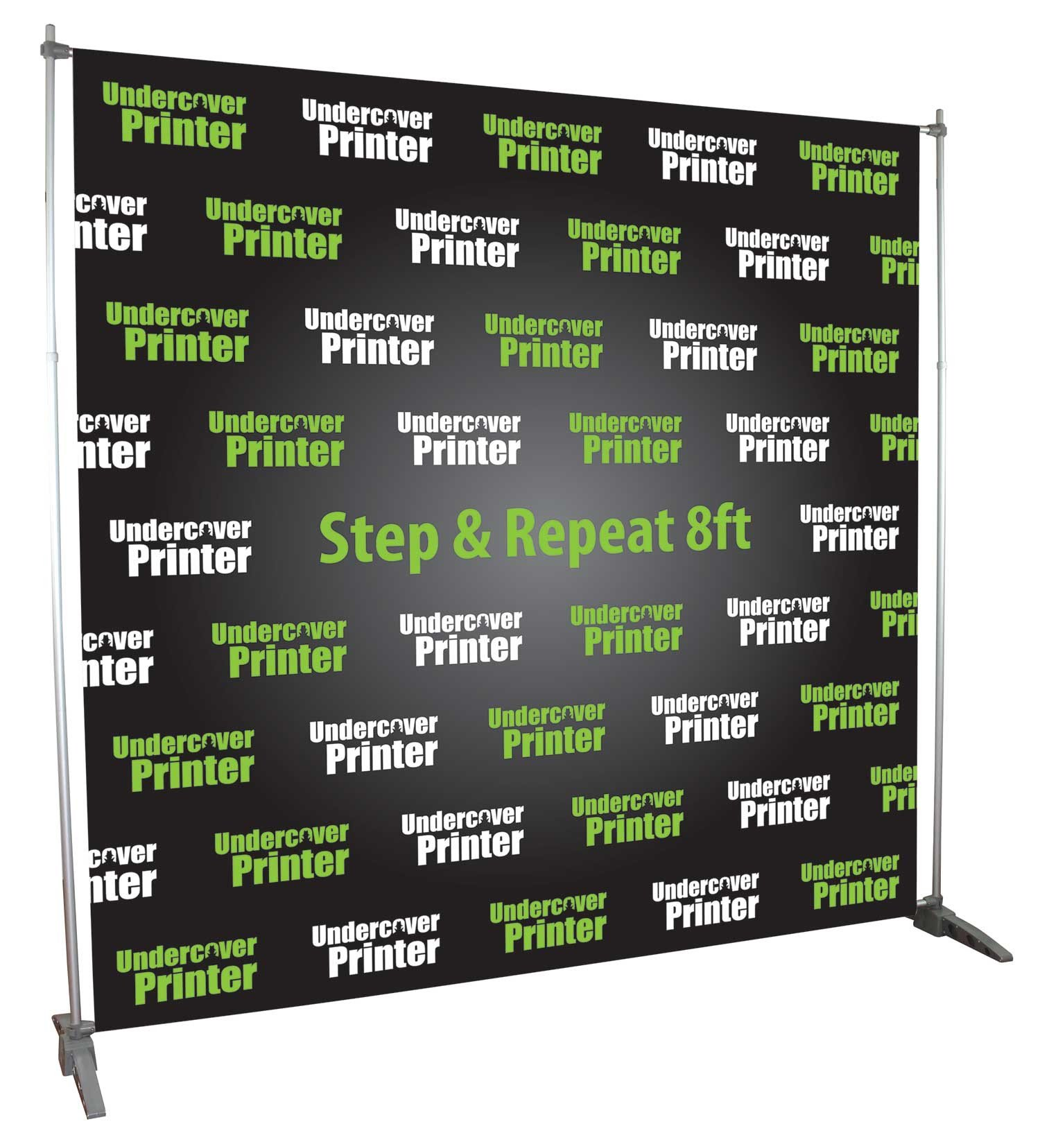 Step and Repeat Template Step & Repeat and Backwalls