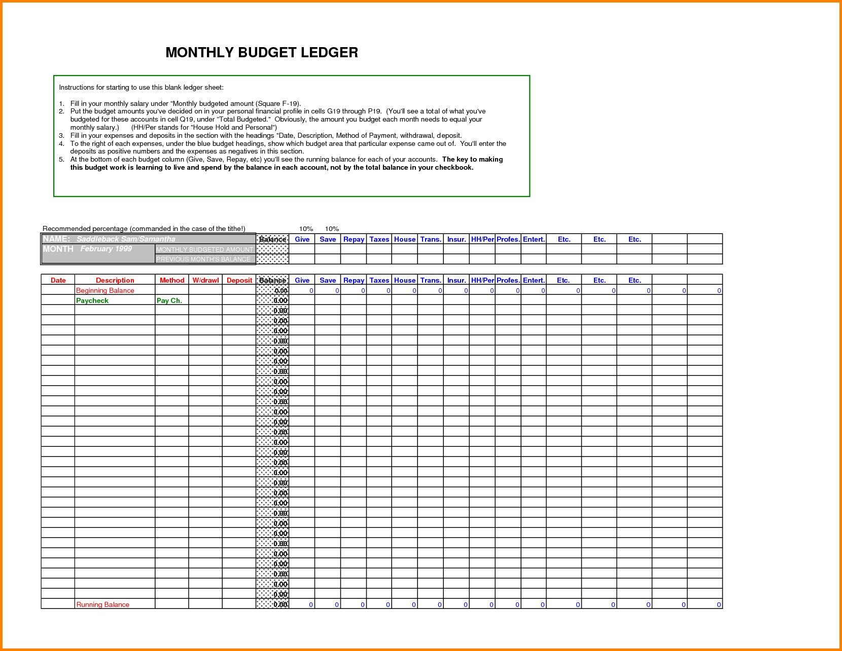 Stock Transfer Ledger Template Free Templates Stock Transfer Ledger Excel Template