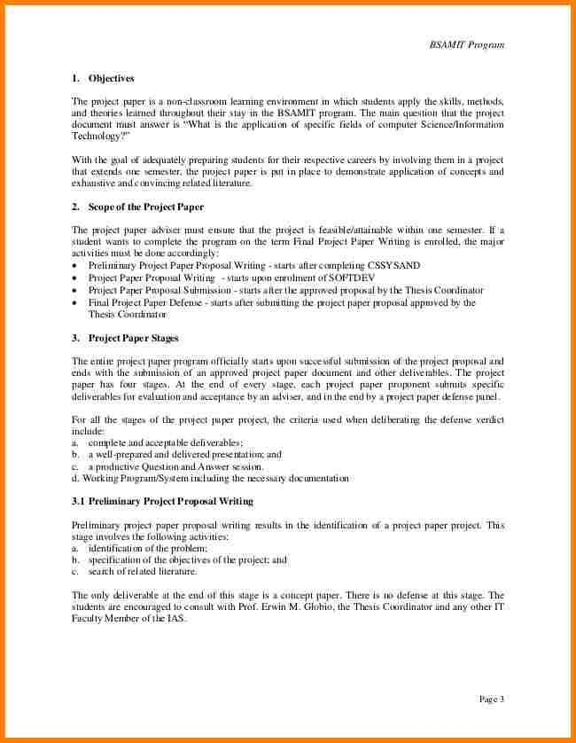 Student Project Proposal Example 25 Unique Proposal Sample Ideas On Pinterest