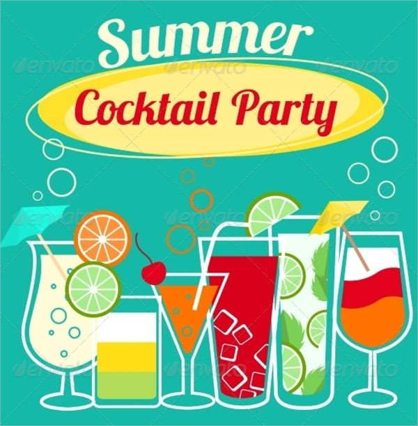 Summer Party Invites Templates 18 Summer Party Invitations Psd Ai Eps