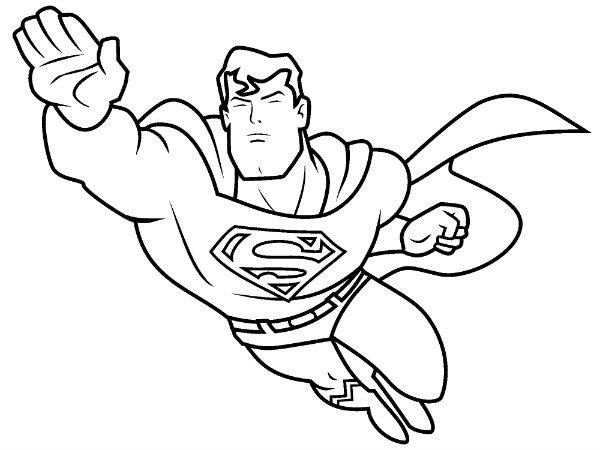 Super Heroes Coloring Page 56 Best Images About Superhero Party On Pinterest