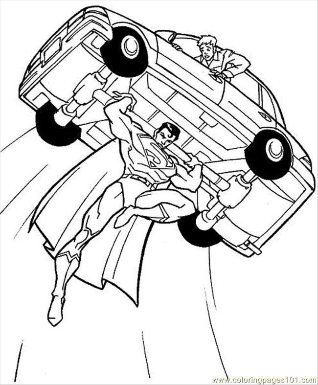 Super Heroes Coloring Page Coloring Pages Superheroes Coloring Home