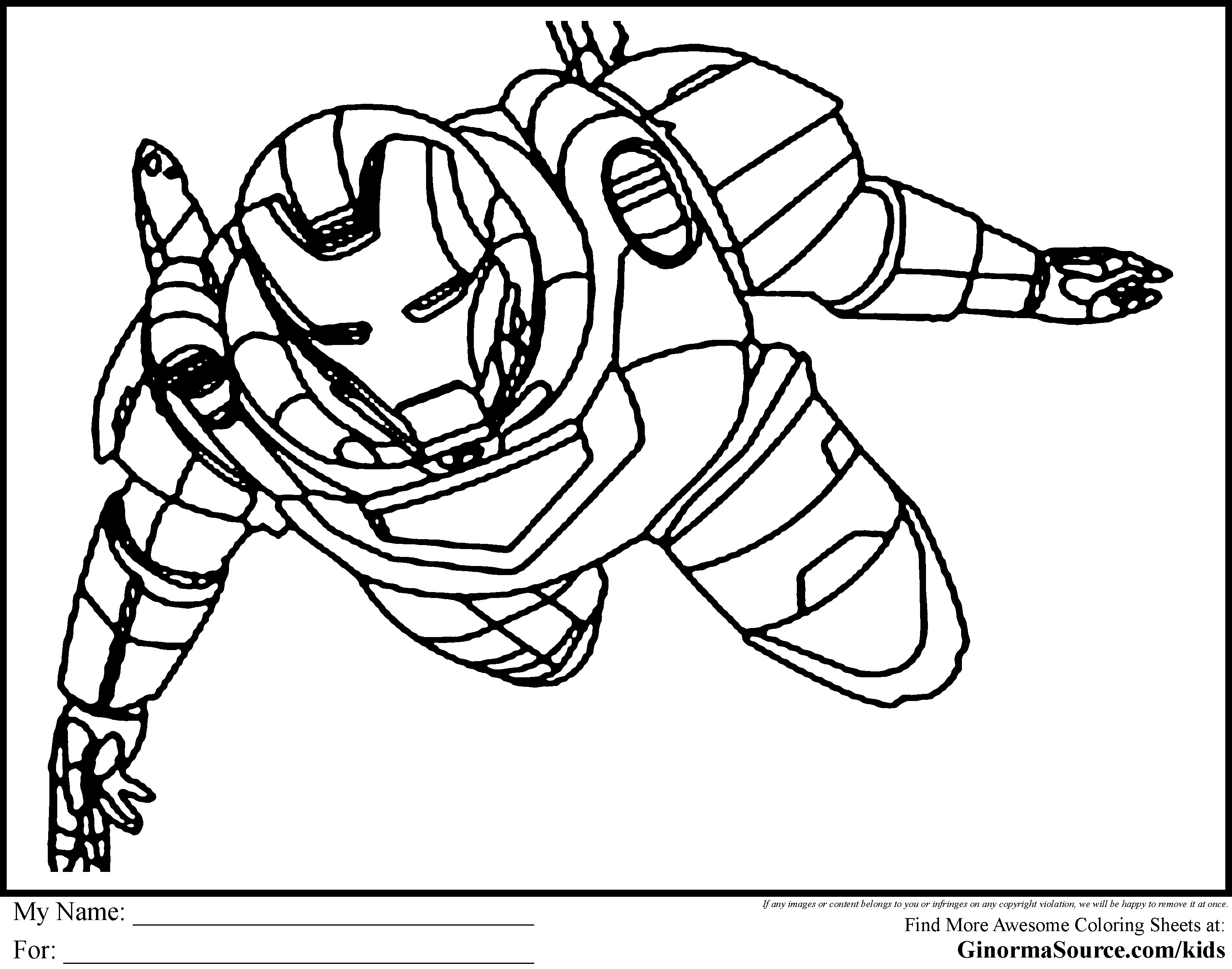Super Heroes Coloring Page Superhero Coloring Pages Pdf Coloring Home