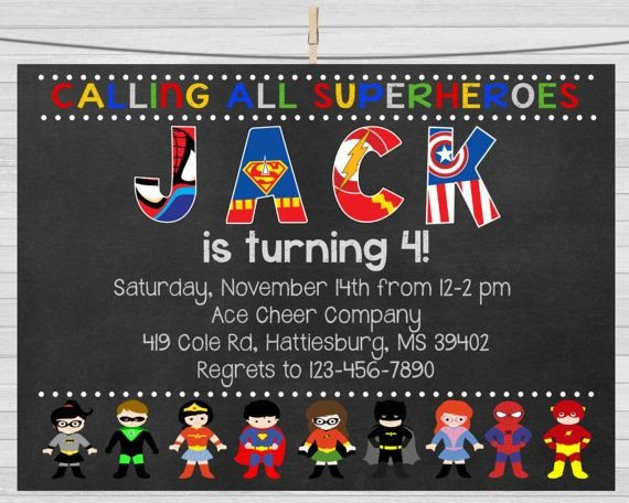 Superhero Invitation Template Free 1000 Ideas About Superhero Invitations On Pinterest
