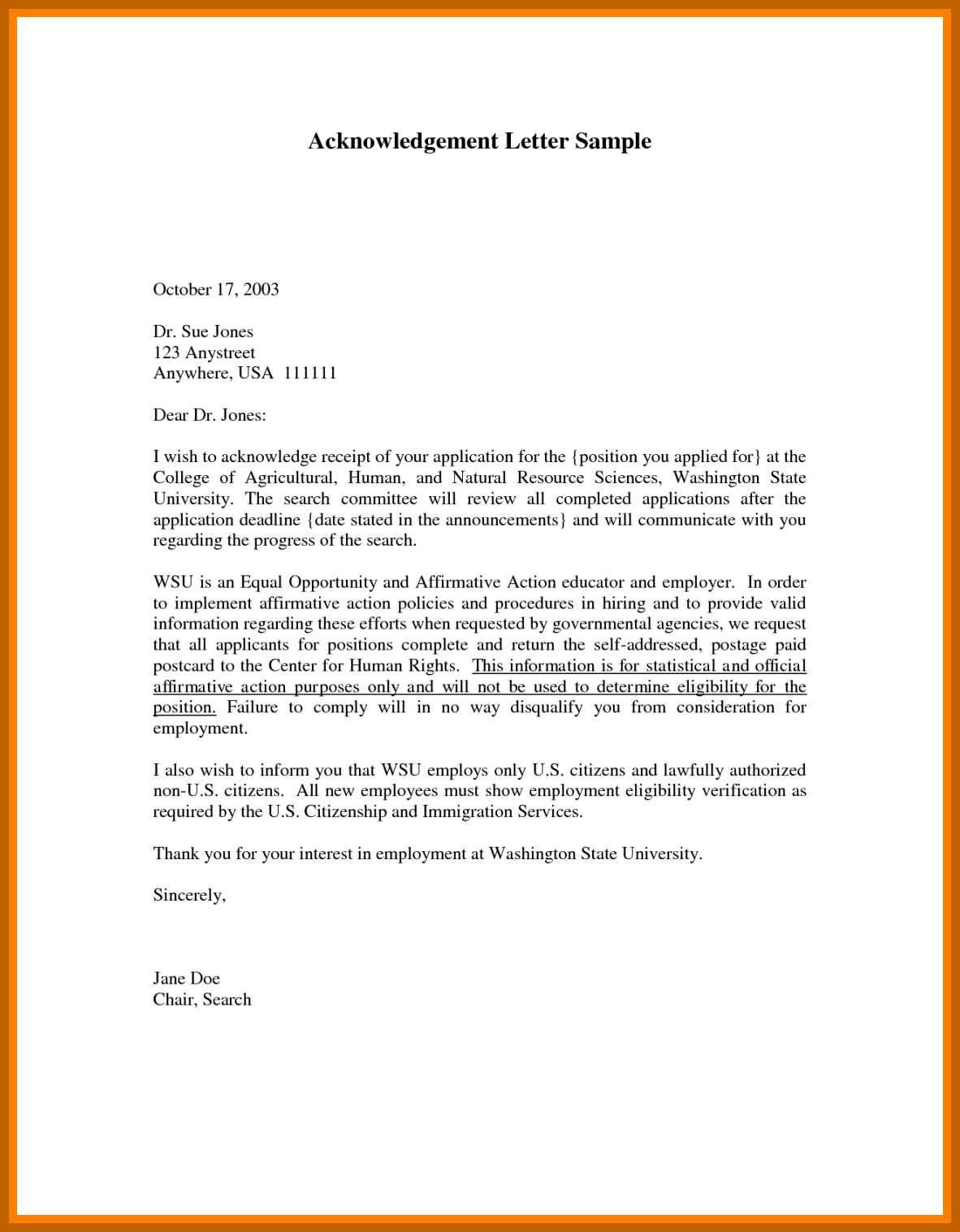 Supporting Letters for Immigration 5 6 Support Letter Sample for Immigration