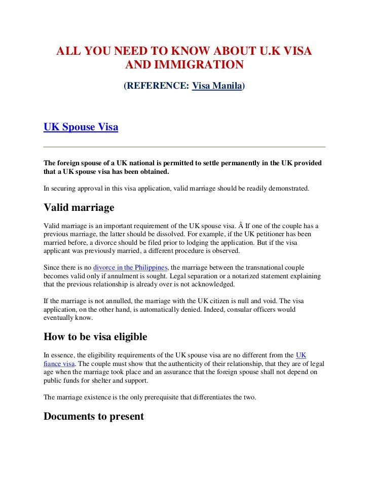 Supporting Letters for Immigration All You Need to Know About Uk Visa and Immigration