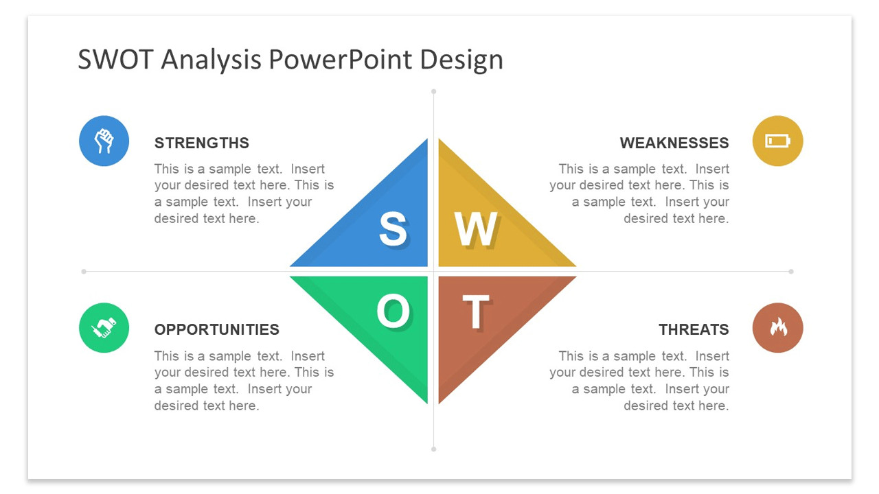 Swot Analysis Template Ppt Best Swot Powerpoint Templates