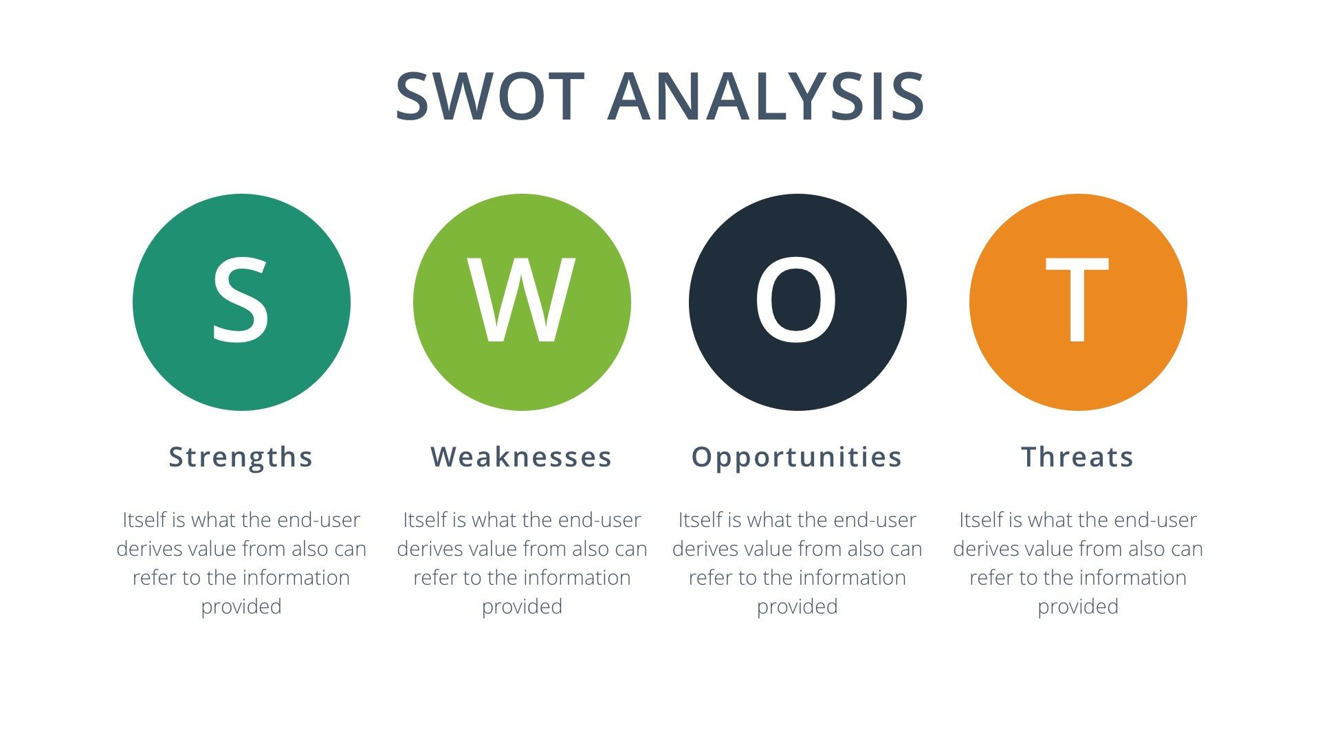 Swot Analysis Template Ppt Free Swot Analysis Keynote Template Free Presentation theme