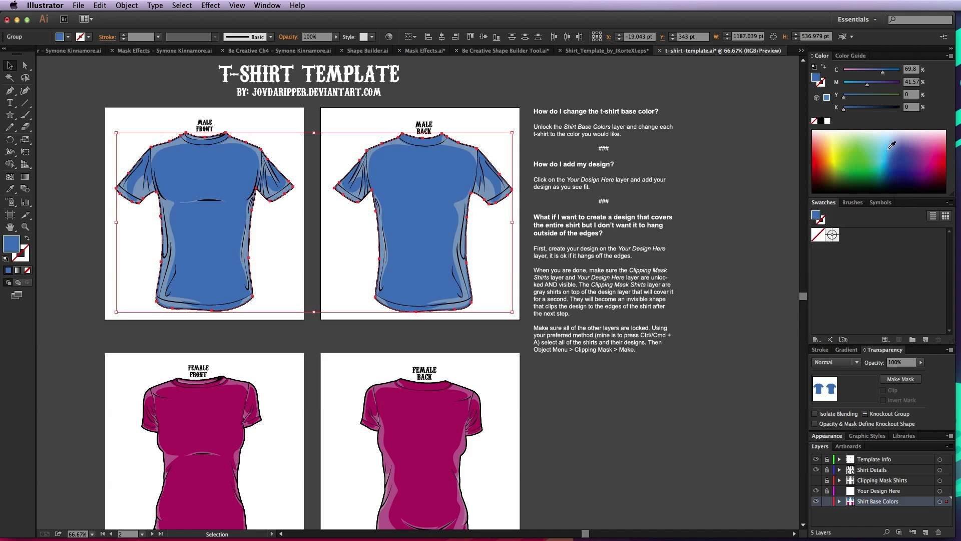 T Shirt Design Template Illustrator Adobe Illustrator T Shirt Design Template Templates Data