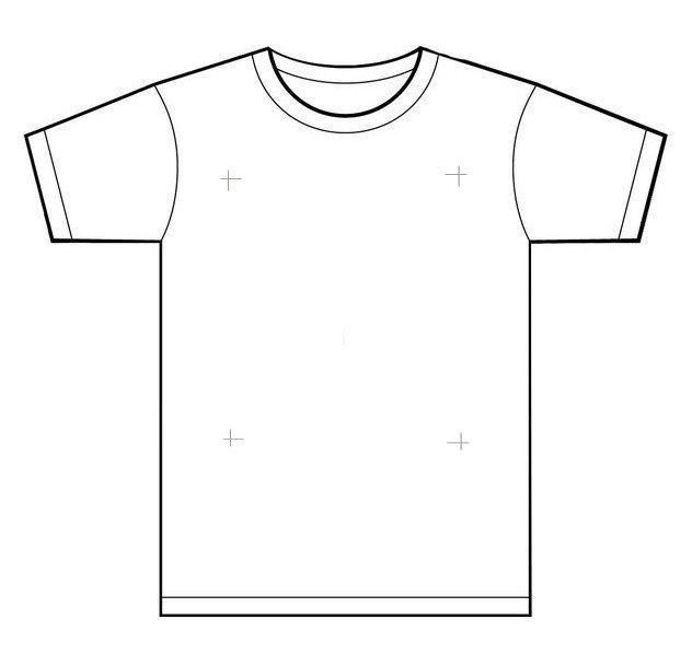 T Shirt Design Template Illustrator Art Department 2d Graphic Design