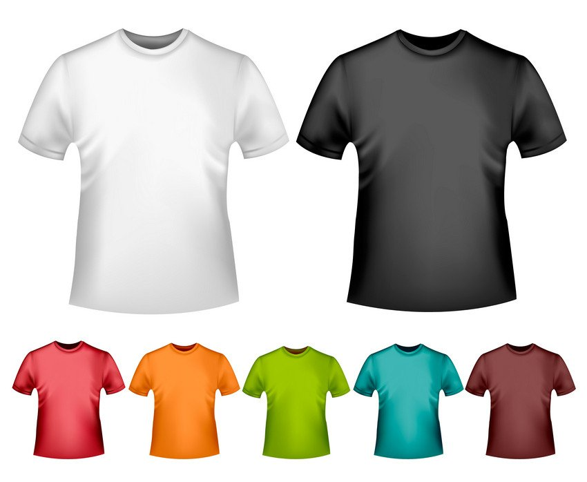 T Shirt Design Template Illustrator How to Create A Vector T Shirt Mockup Template In Adobe