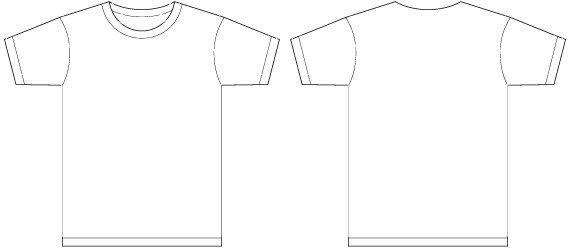 T Shirt Design Template Illustrator Men T Shirt Free Vector In Adobe Illustrator Ai Ai