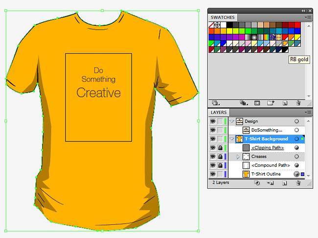 T Shirt Design Template Illustrator T Shirt Design Template Illustrator