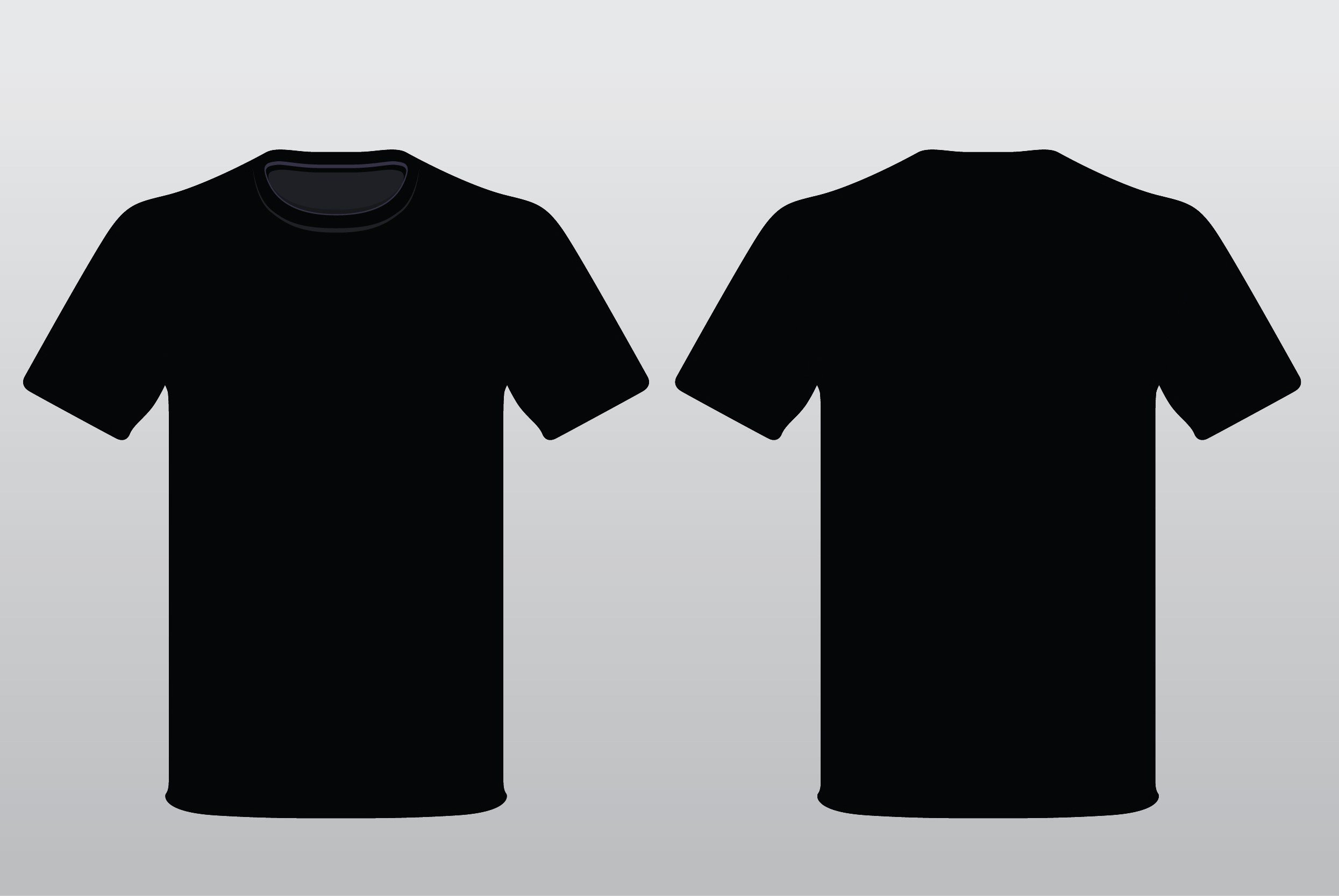 T Shirt Template Design All Over Print T Shirt Design Templates