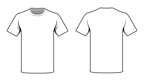 T Shirt Template Design Weekly Freebies 20 Free T Shirt Design Templates