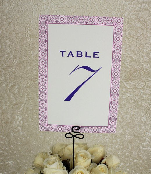 Table Number Template Word Microsoft Word Table Number Templates – Download & Print