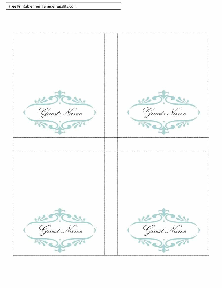 Table Tent Cards Template Free 16 Printable Table Tent Templates and Cards Template Lab