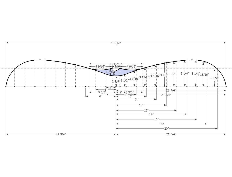 Takedown Bow Riser Template Recurve Bow Building Поиск в Google