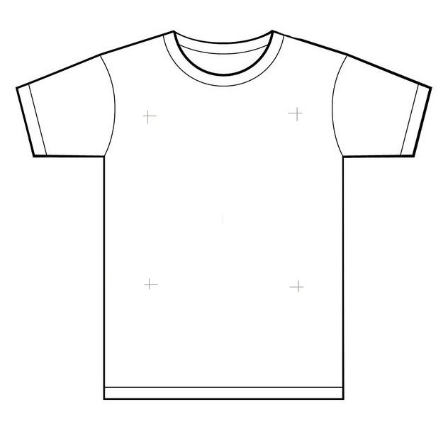 Tee Shirt Design Template Art Department 2d Graphic Design