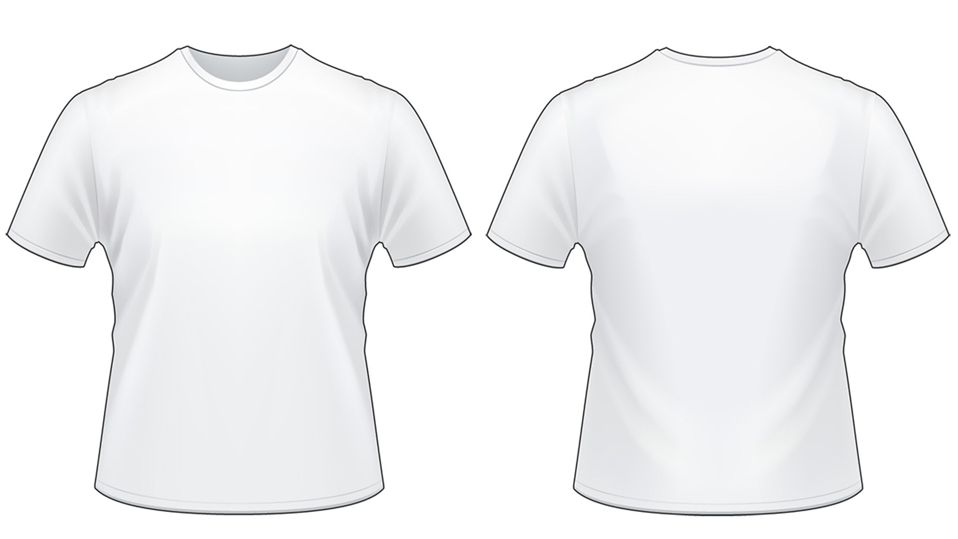 Tee Shirt Design Template Blank Tshirt Template Worksheet In Png Hd Wallpapers