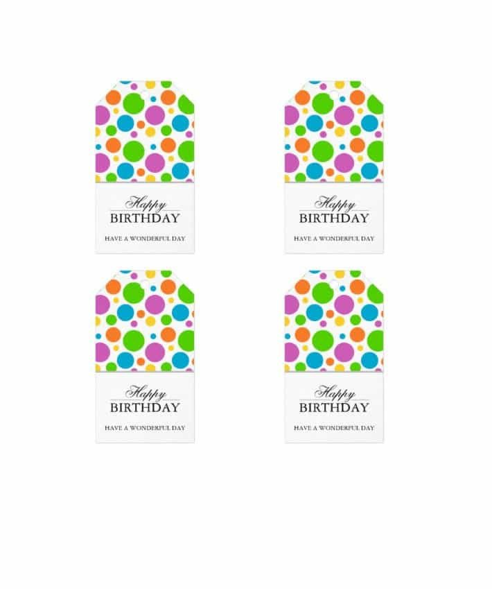 Template for Gift Tags 44 Free Printable Gift Tag Templates Template Lab