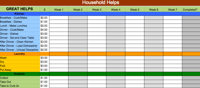 Templates for Google Sheets 24 Google Docs Templates that Will Make Your Life Easier