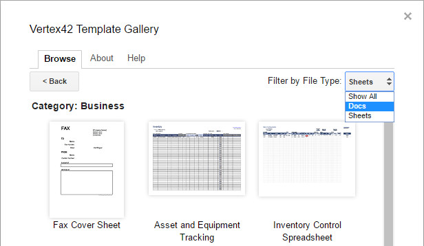 Templates for Google Sheets How to More Google Docs and Sheets Templates