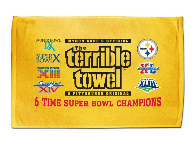 Terrible towel Pictures Out and About Chicago Get Lucky Half Marathon Race Recap