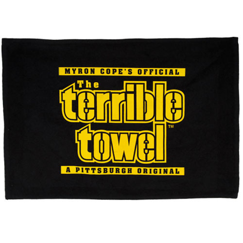 Terrible towel Pictures Pittsburgh Steelers Terrible towels