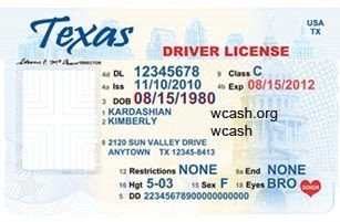 Texas Temporary Paper Id Fake 31 Best Images About Driver License Templates Photoshop
