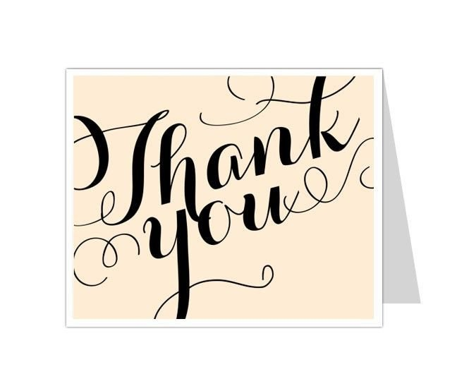 Thank You Postcard Template 12 Best Thank You Card Templates Images On Pinterest