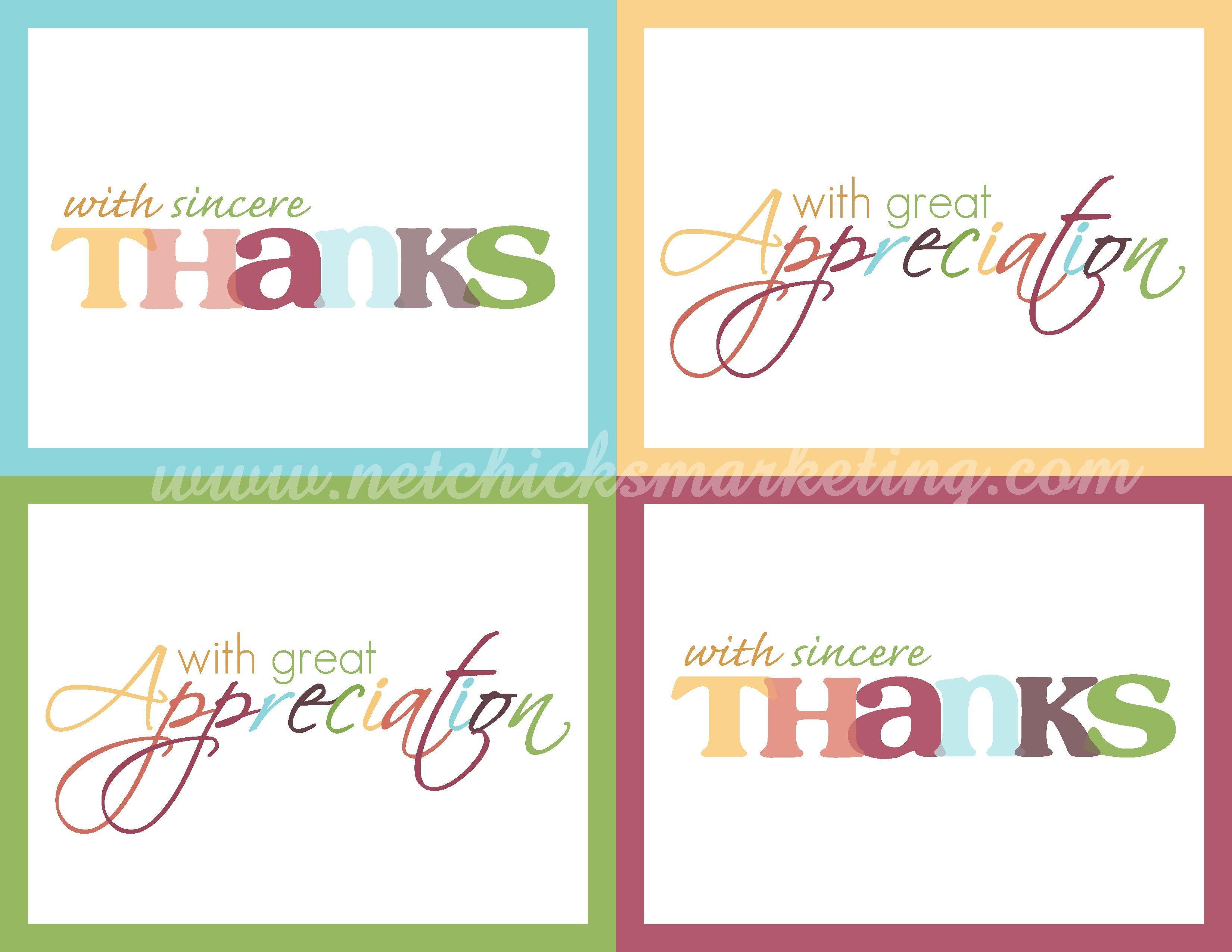 Thank You Postcard Template Free Thank You Cards Printable Digi Freebies