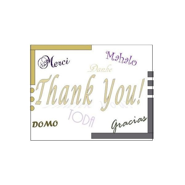 Thank You Postcard Template Thank You Postcards Free Templates for Microsoft Publisher