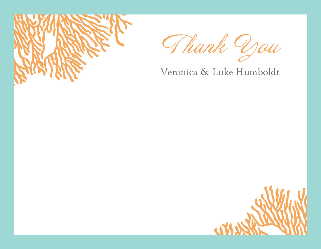 Thank You Postcard Template Thank You Template