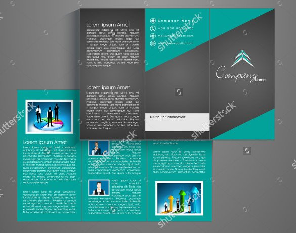 Three Fold Brochure Template Tri Fold Brochure Templates 56 Free Psd Ai Vector Eps