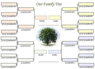 Three Generation Family Tree Best 25 Family Tree Templates Ideas On Pinterest