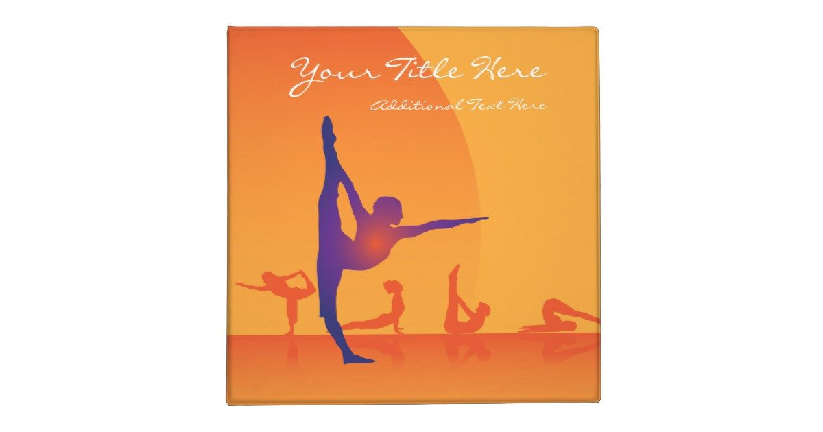Three Ring Binder Spine Template 3 Ring Binder Template Yoga