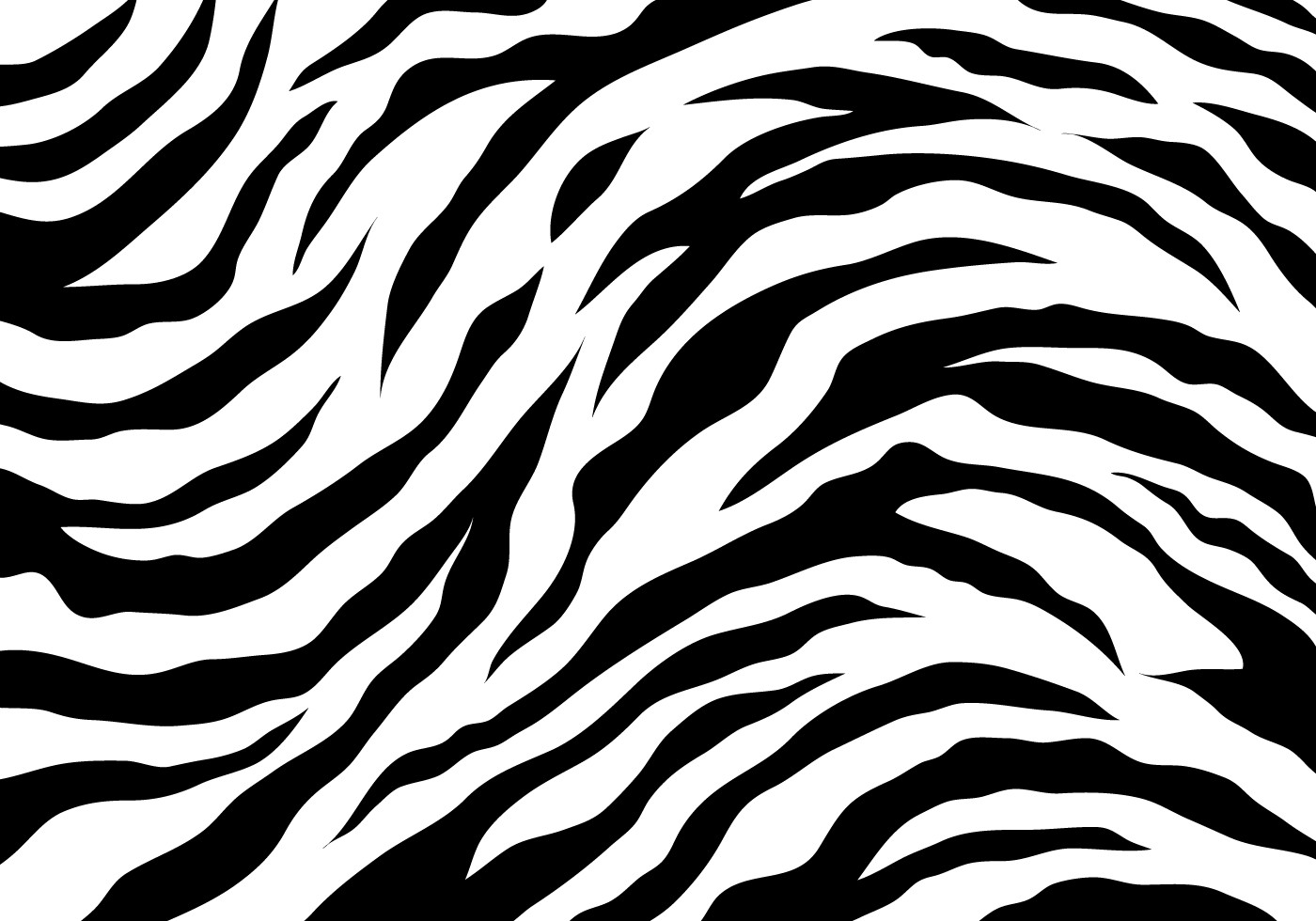 Tiger Stripe Stencil Printable White Tiger Stripes Download Free Vector Art Stock