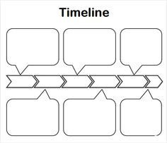 Timeline Template for Kids 1000 Images About Writing On Pinterest