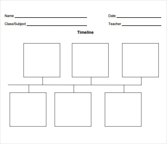 Timeline Template for Kids Simple Timeline Template 10 Download Free Documents In