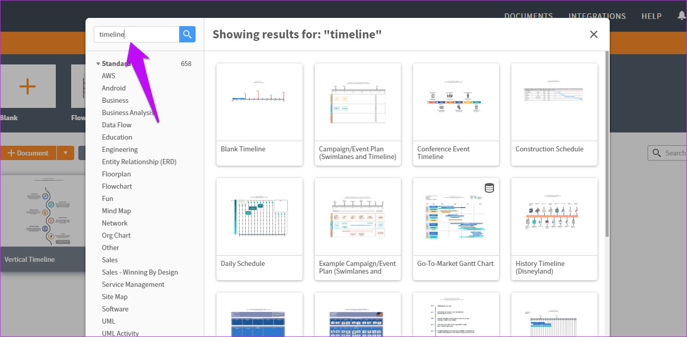 Timeline Template Google Docs How to Make A Timeline On Google Docs