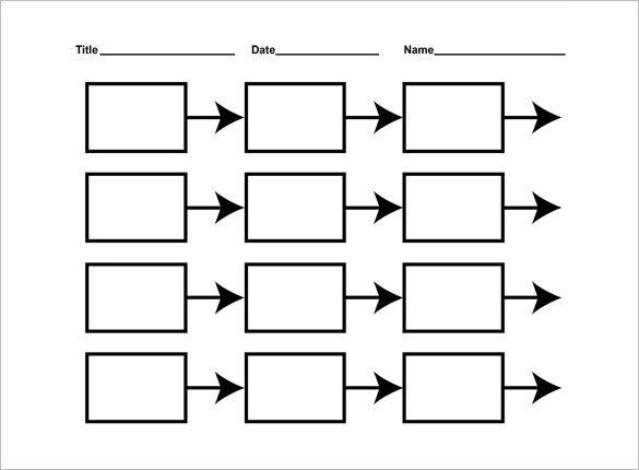 Timeline Templates for Kids 47 Blank Timeline Templates Psd Doc Pdf