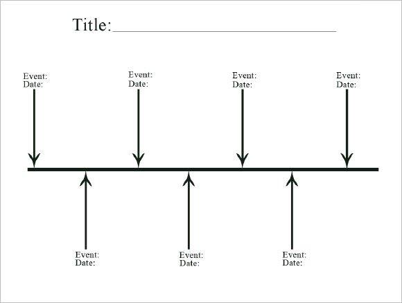 Timeline Templates for Kids 9 Timeline Templates for Kids – Samples Examples format